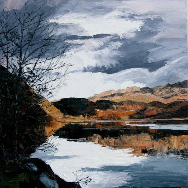 Aled Prichard-Jones - Snowdonia Scenes'