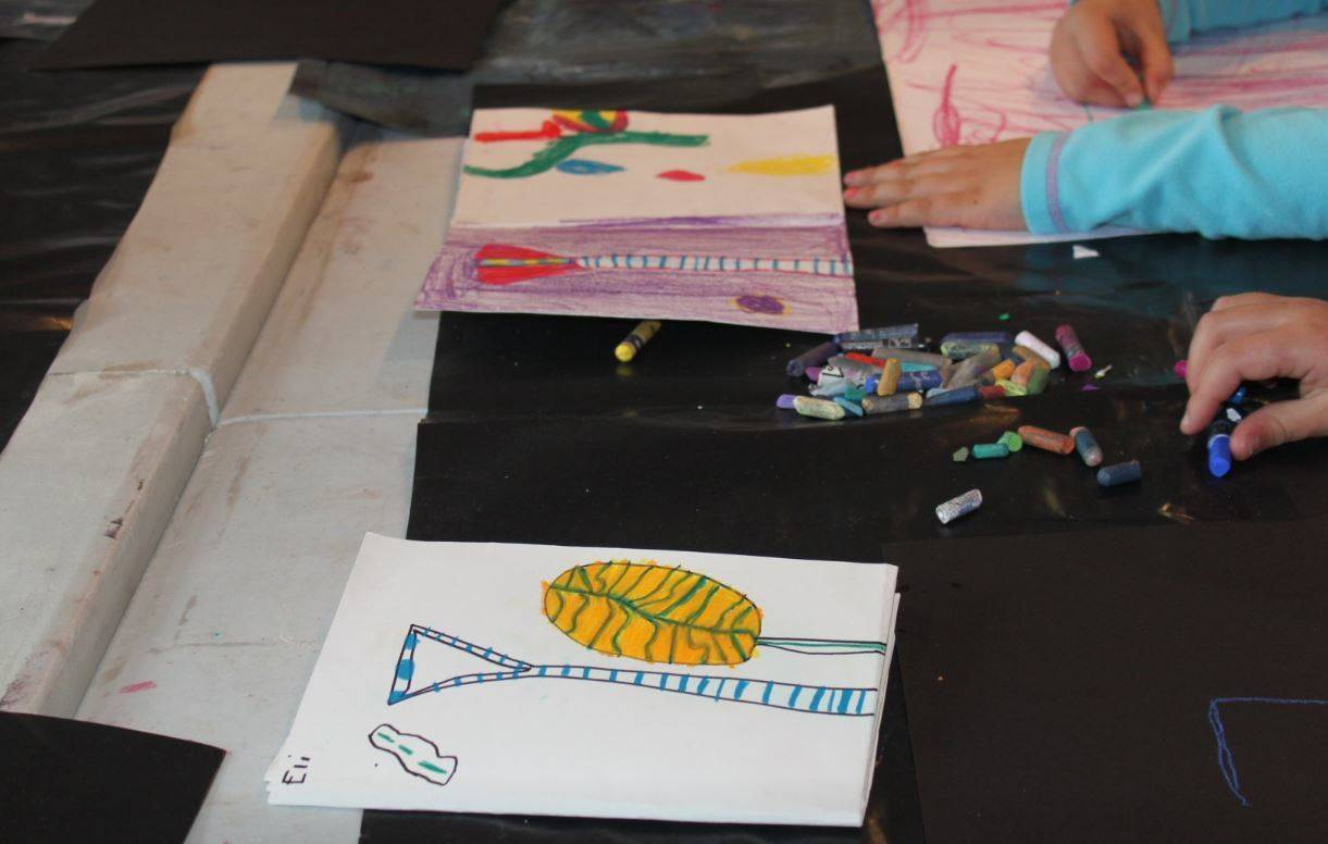 Children's Summer Art Workshops