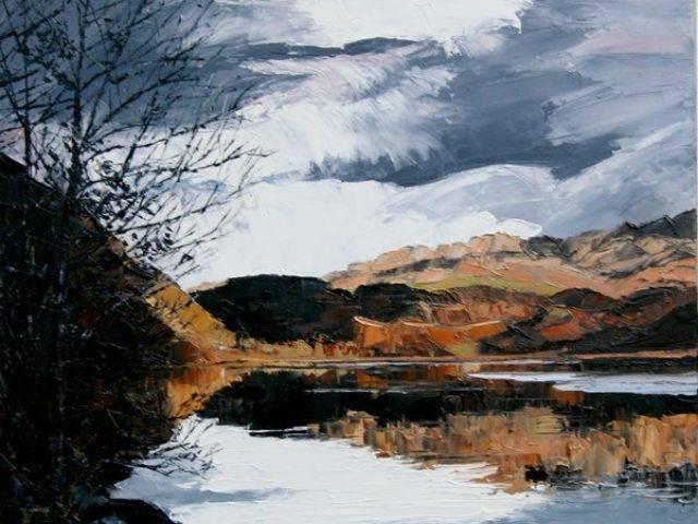 Aled Prichard-Jones - Snowdonia Scenes'