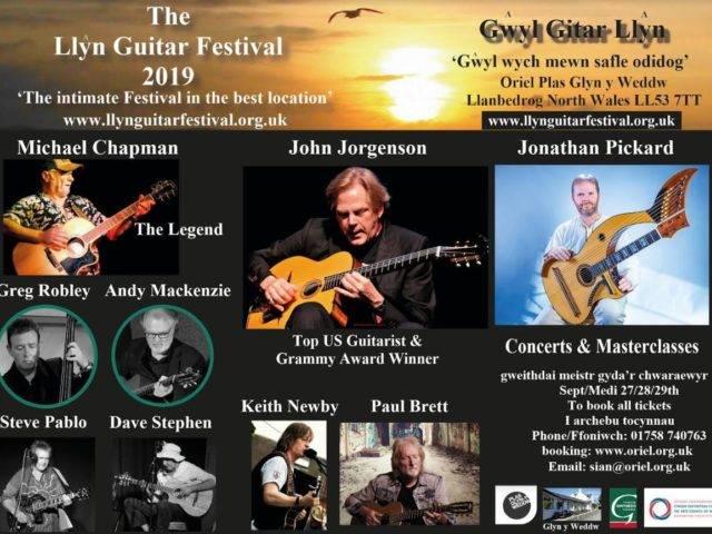 Llŷn Guitar Festival Concert