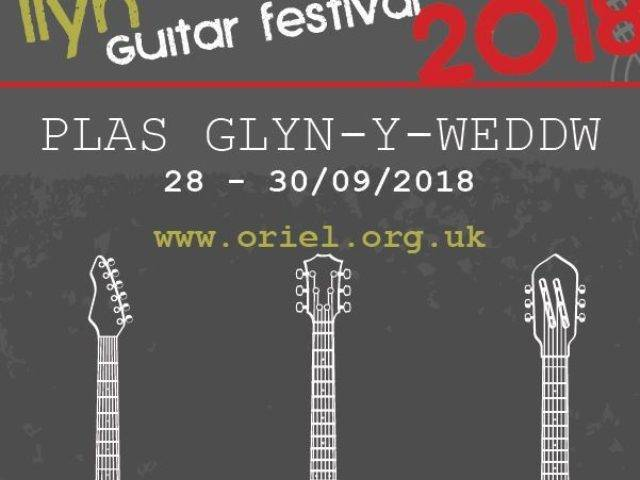 Gŵyl Gitar 2018