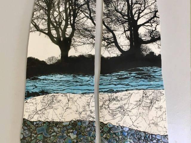 Ruth Gibson - Mapping Llŷn