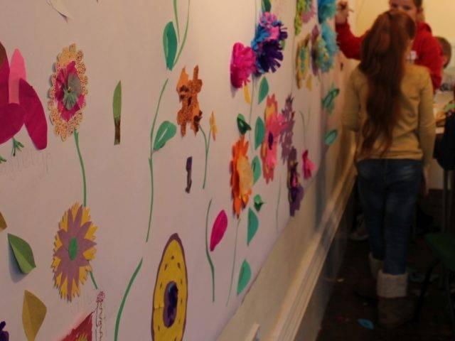 Half Term Children's Art Workshops
