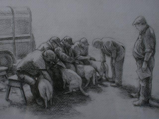 Hand Shearing Finals