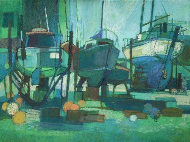 Floats and Boats, Abersoch