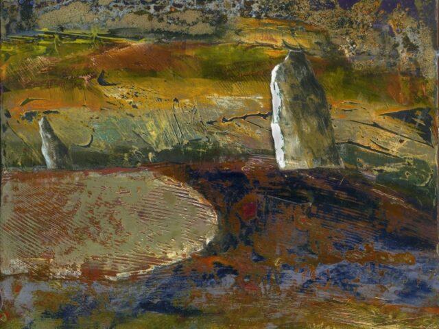 26. Dwy garreg (Two stones)