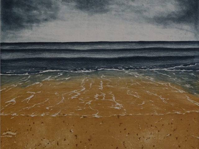 An Mhuir Mheann (The Irish Sea)
