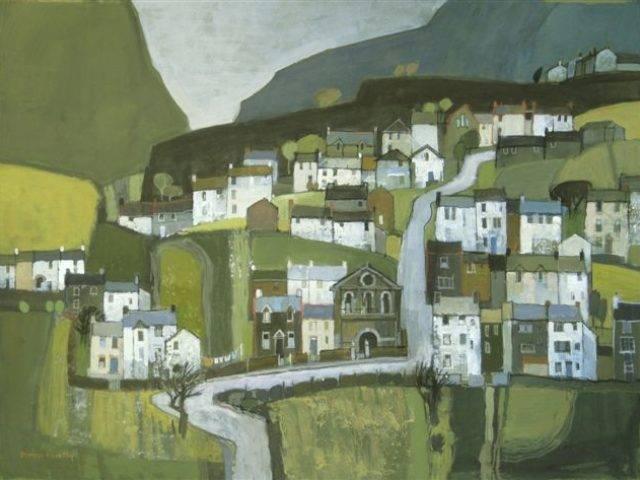 Village, Snowdonia