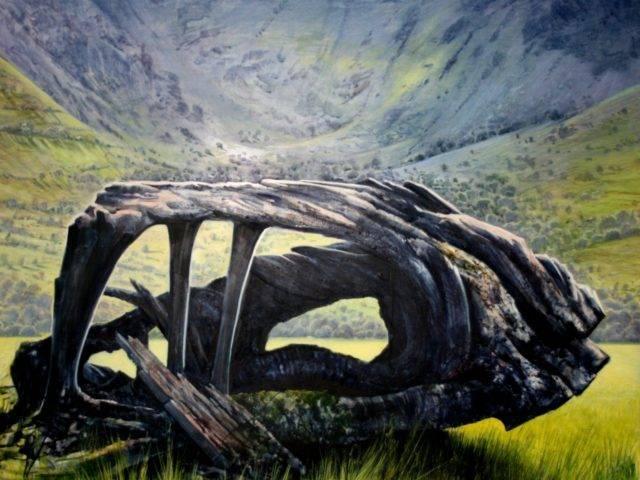 Treigl Amser, Cwm Cywarch