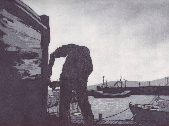 Saor Bháid, Deireadh an Lae (Boatwright, End of Day)