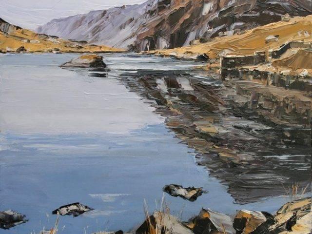 Reflections, Llyn Idwal