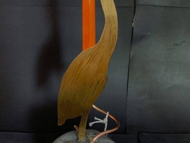 Aberdaron Heron