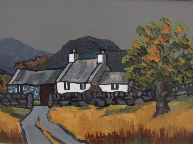 Autumn in Gwynedd