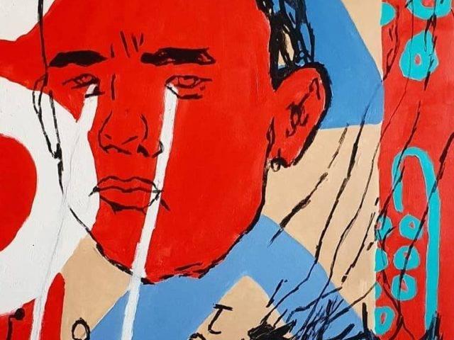 Tom Hanks' tears of milk