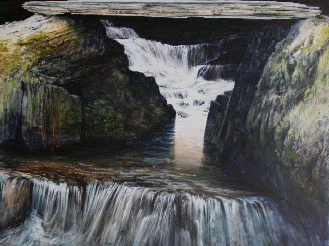 Pont Cwm Cywarch
