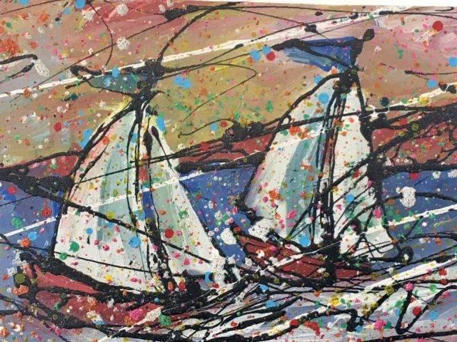 Sailing, 2018