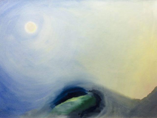 Claire Langdown - Moon Garden