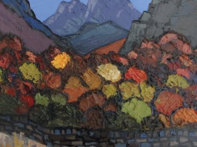 Snowdonian Autumn