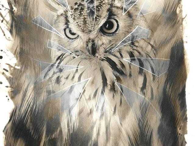 David Heke - Shattering Glass