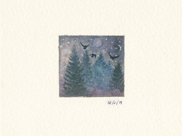 Forest ravensr