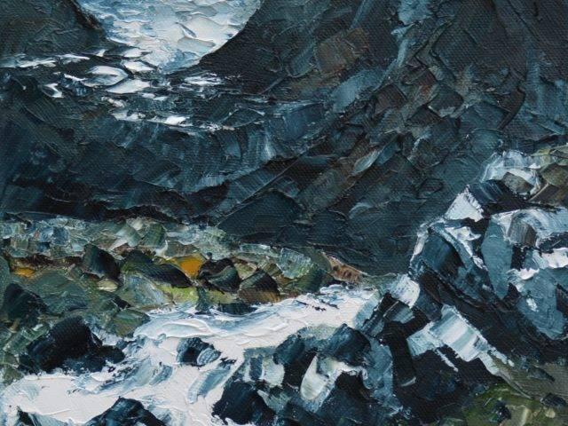 Winter, Snowdonia
