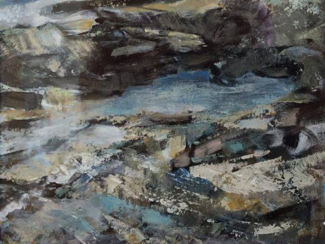 Rock Pools, Porth Ysglaig