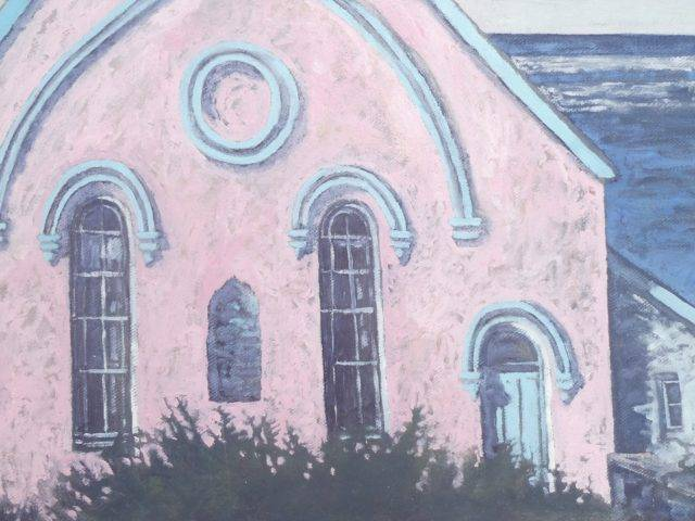 Bethania Chapel, Pistyll
