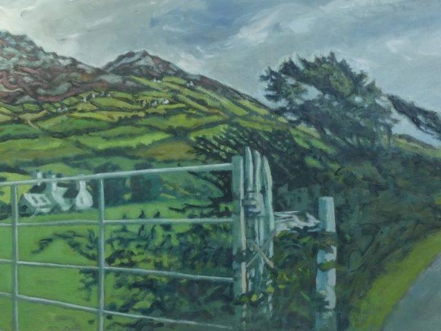 Gate, Myfyr Mawr and Garn Fadryn