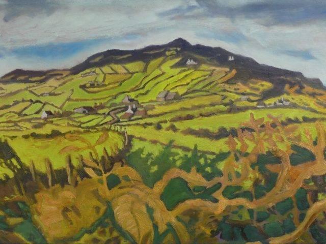 Anelog from Mynydd y Garreg