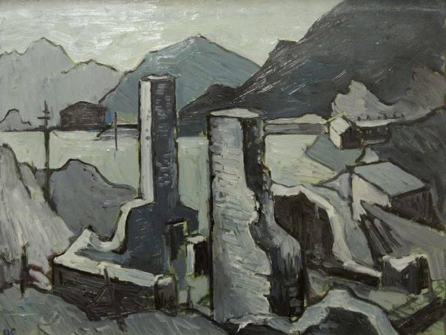 Derelict Quarry