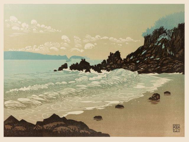 Castle Beach Bay