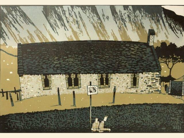 Tal y Llyn Chapel
