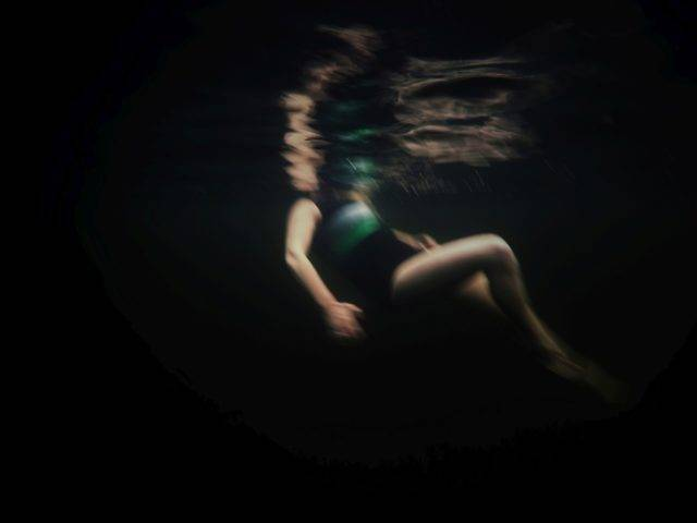 Vivienne Rickman Poole - I found my mojo lurking in the dark depths of whale lake