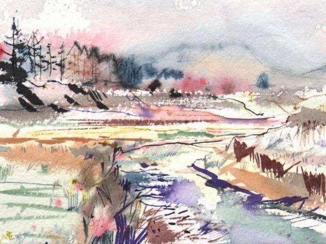 Afon Wysg (River Usk)