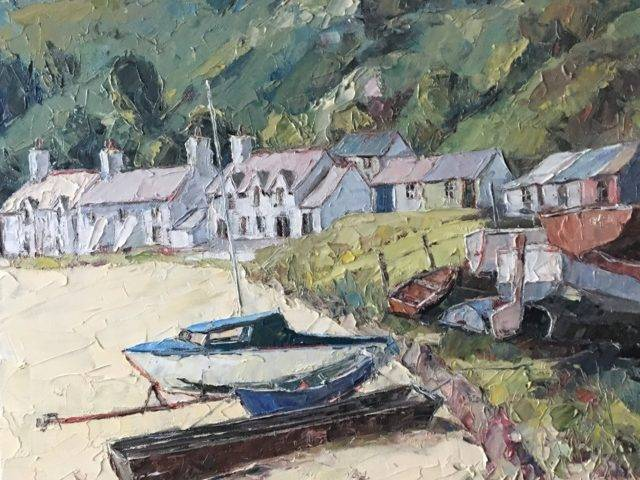 Beach Cottages at Porth Nefyn