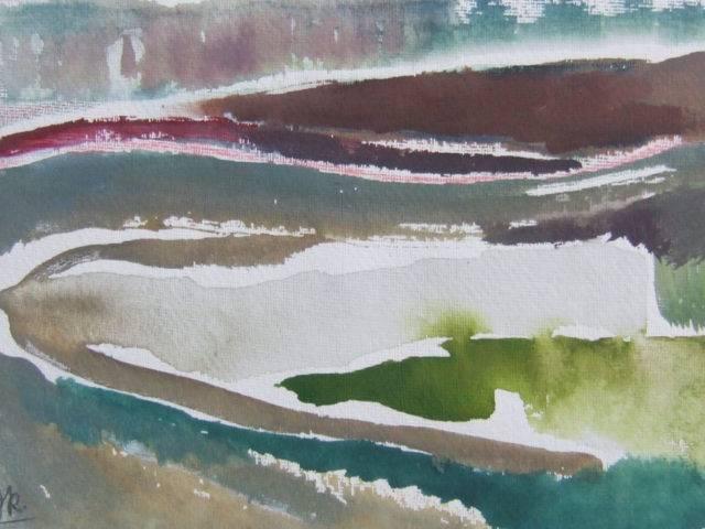 Jenny Ryrie - River Landscape
