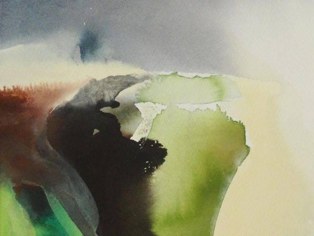 Jenny Ryrie - The Cloud Moved Like Skirts