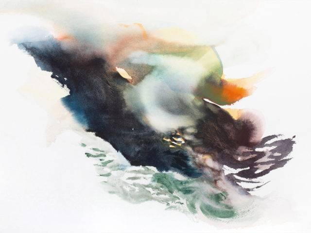 Jenny Ryrie - Water Sliding Like Oil