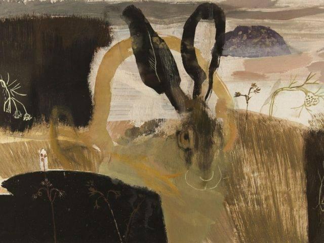 Wheatear and Hare