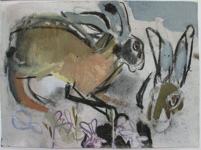 Hares and Violets 2016