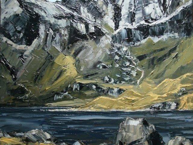 Aled Prichard Jones - Llyn Idwal