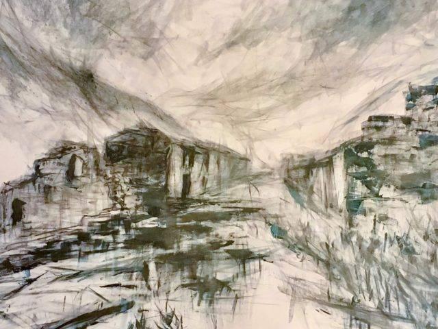 Ruins at Croesor Quarry