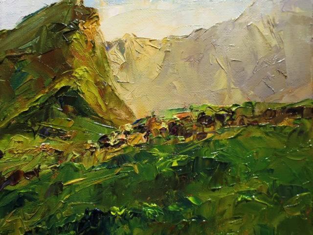 Mynydd Drws y Coed and the Nantlle Ridge