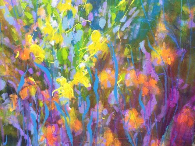 Marsh Irises, Llanbedrog