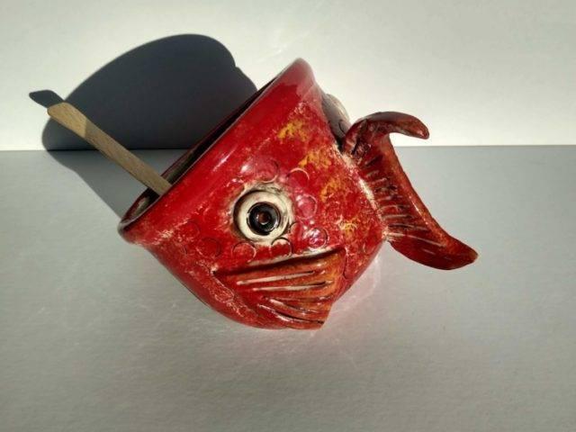 Jane Williams - Salt Fish Red