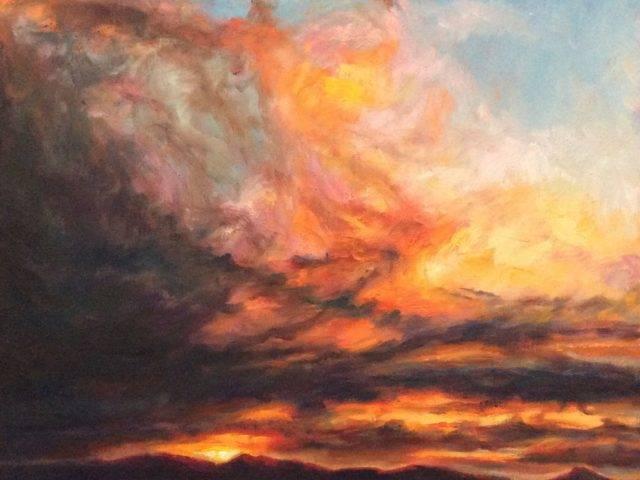 Abersoch Sunrise 5