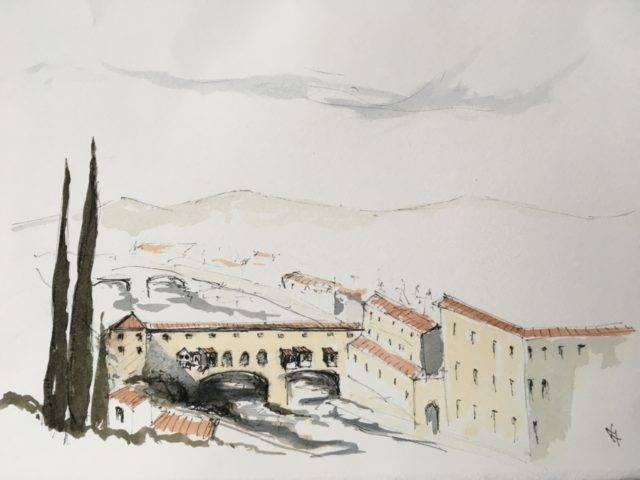 Ponte Vecchio, Fflorens, Yr Eidal