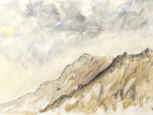 Rachel Stewart - Quarry, Penmaenmawr