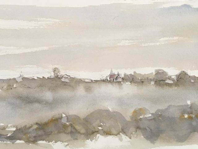 Rachel Stewart - Low mist Sarn