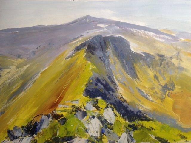 Carneddau Ridge